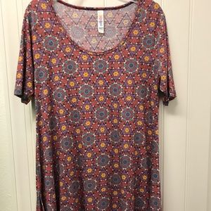 Sz XXS Lularoe Perfect Tee
